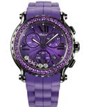 Chopard紫色时尚 彰显冬日奢华耀眼