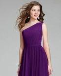 2014婚纱礼服色彩预测——神秘浪漫的紫色