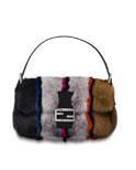 奢华的温度 今冬不可缺少的皮草手包