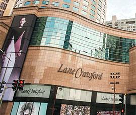 多品牌零售商场在中国数量增加
