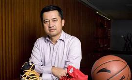 签约NBA中国 安踏志在当上国内篮球市场老大