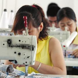 重庆打造五大纺织服装产业基地 电商转型成趋势