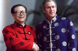 """APEC峰会重返中国 揭秘领导人合影""""服装秀"""""""