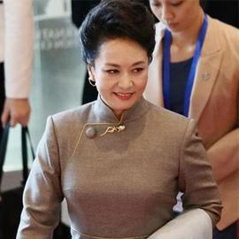 """APEC""""太太团""""即将亮相 第一夫人彭丽媛会穿啥"""