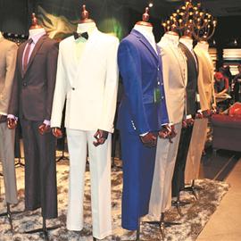 服装定制逐渐兴起 复合型人才紧缺