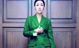 """第三季中国好声音上演""""那英时装秀"""""""