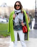 圣诞装!时尚Icon的糖果大衣你敢挑战吗?