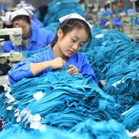 服装企业俄市场订单下滑六成