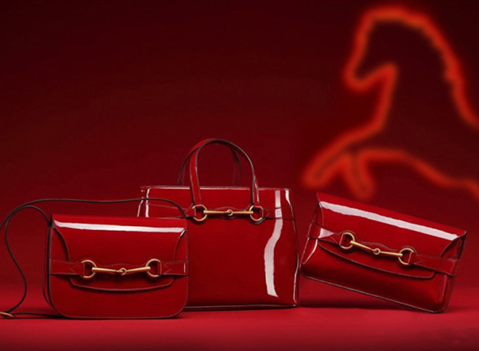 Gucci古驰推出马年限量版特别系列