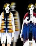 """""""威丝曼""""2014中国针织时装设计大赛初评"""