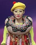 """第6届""""威丝曼""""2014中国针织时装设计大赛"""