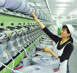纺织业平台大戏登场