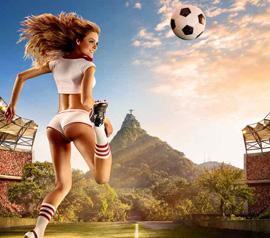 世界杯考量本土体育品牌营销功夫