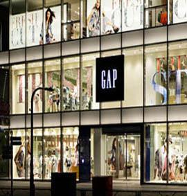快时尚品牌Gap 5月同店销售增长1%