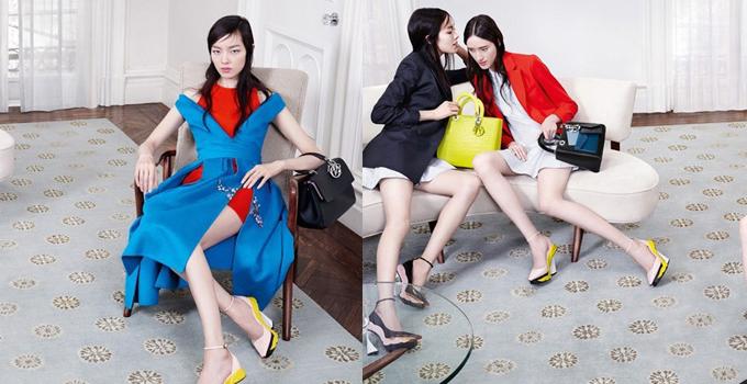 Dior(迪奥)2014秋冬系列广告大片曝光