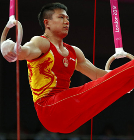 安踏抢夺核心运动队 终结李宁23年体操赞助史