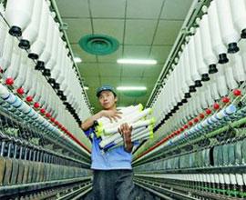 """新疆纺织服装产业""""重装起航"""""""