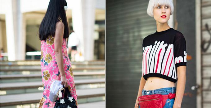 2015春夏纽约时装周秀场外街拍(1)