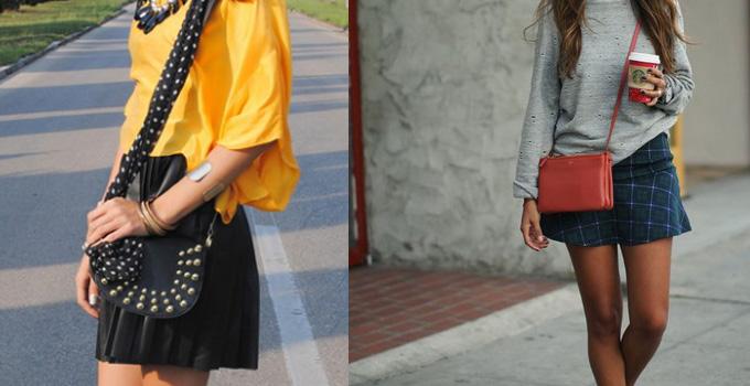 街拍最抢镜最时髦的单品—迷你小包!