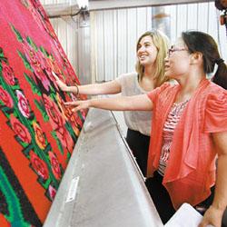 中国纺织服装出口俄罗斯 加速向品牌化和高端市场进发