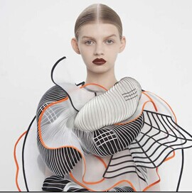 3D打印机可定制私人服装