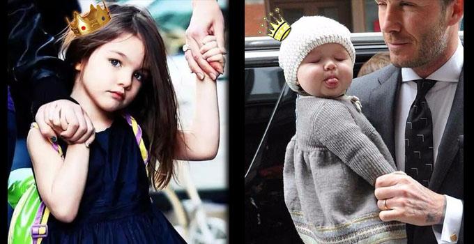 节日快乐!掌控时尚圈的小女王们