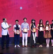 2015中国服装品牌风云榜颁奖礼在穗隆重举行
