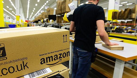 百货商场的服装和时尚生意受亚马逊电商冲击
