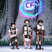 2016Cool Kids Fashion童装设计大赛决赛获奖作品揭晓