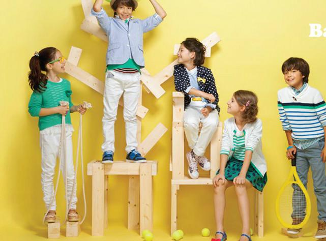 森马深耕童装领域 依靠儿童产业成功转型