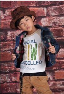 韩国比比我鞋服一体化童装品牌
