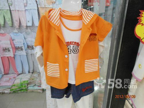 出兑万元全新孕婴童品牌内衣外套用品,7-35