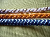 三股小辫编织机