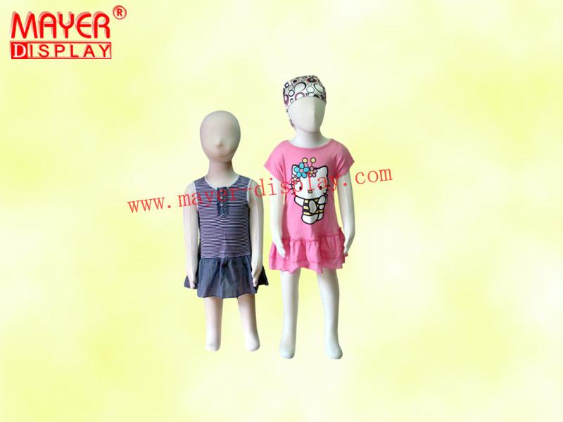 童装模特 服装展示道具 童装衣架