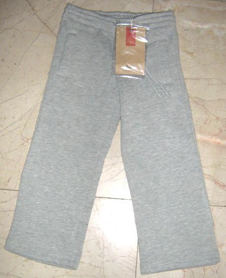 加絨運動童褲