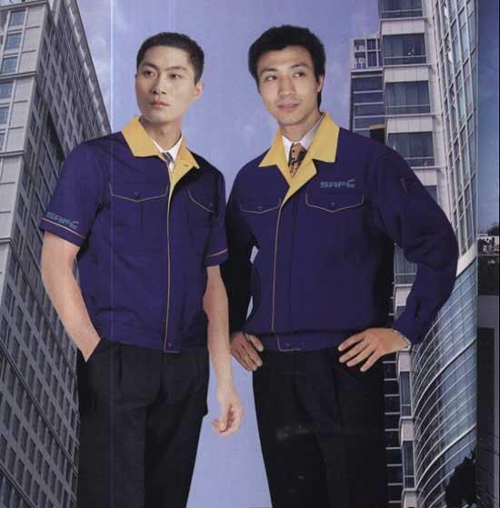 坂田设计定做工作服制衣厂家