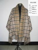 河北奥莱克绒销售混纺面料,织造围巾,绒毯,纱线等