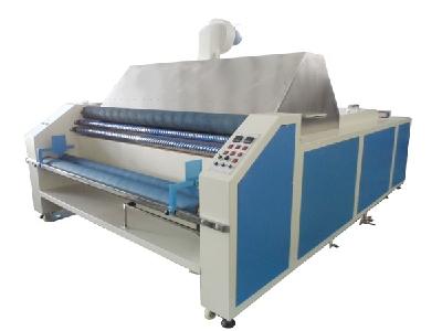 服裝廠縫前設備面料預縮定型機