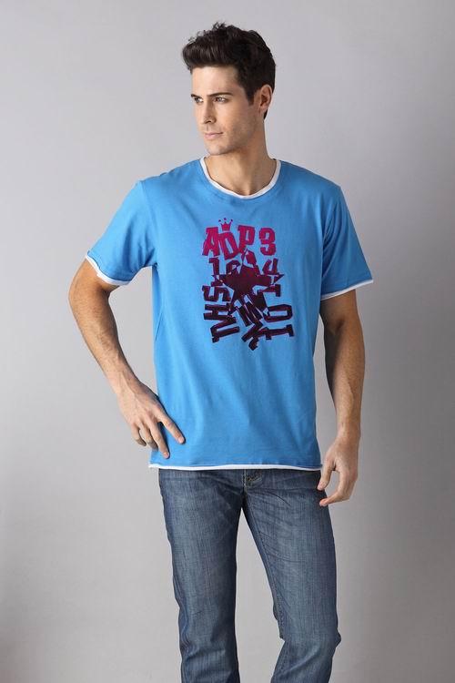 针织T恤包工包料贴牌加工厂