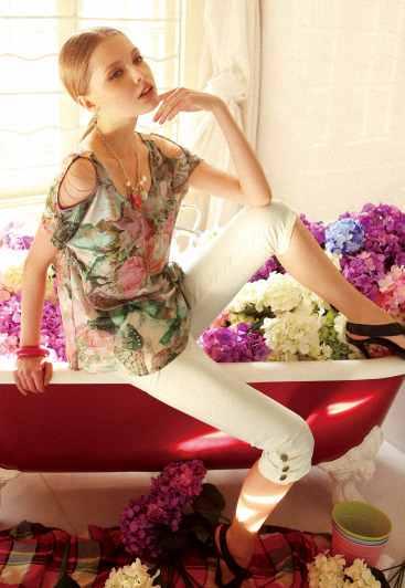 2013年诺兰贝尔-安诺兰女装是一种时尚、一种文化、一种美!