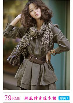 2013春装新款 大码打底裙 长袖韩版新款春装连衣裙 春秋款连衣裙
