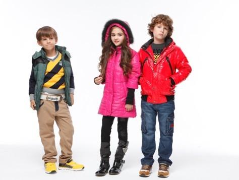 广州/咔叭熊品牌童装2013年秋冬新品发布会将于4月20日至4月25日