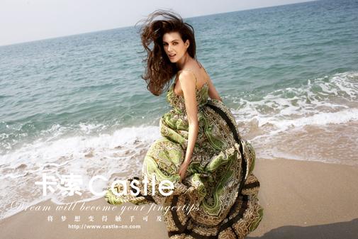 卡索--浪漫、优雅、内敛、奢华女装!