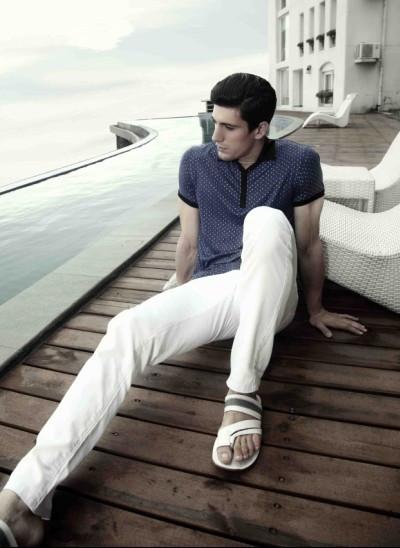 【乔治伯爵】来自时尚英伦之都的男装品牌