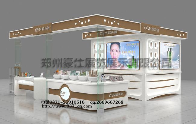 北京服装展柜制作