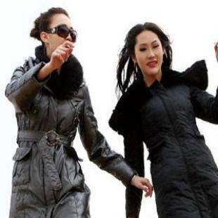 羽绒服品牌雪雕招商加盟