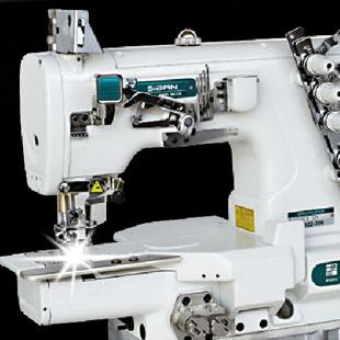 银本缝纫机SiBAN服装机械供货
