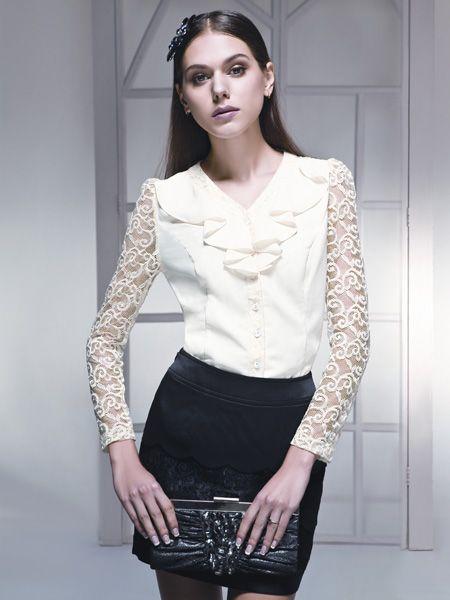 MAAVALUS玛玮丝时尚女装 潮流脉动-发布于14年7月1日8点