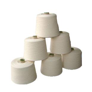 東營半球紡織公司供應半球牌高支晶精梳純棉紗