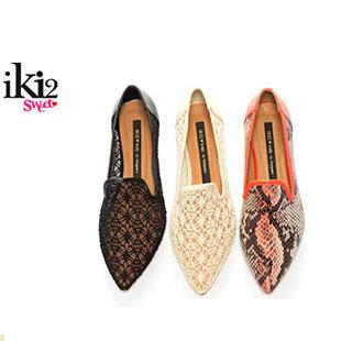 iki22013春夏女鞋样品